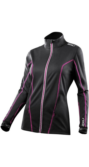 2XU W's G:2 Perform Jacket Black/Plum